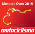 Honda vence cinco categorias do Prêmio Moto de Ouro 2015